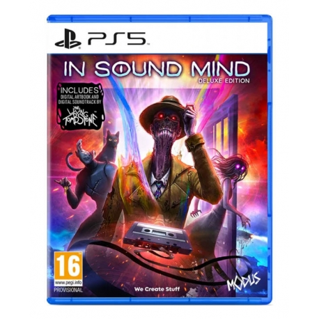 In Sound Mind - Deluxe Edition PS5