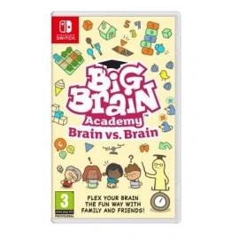 Big Brain Academy: Brain vs. Brain Switch