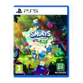 The Smurfs: Mission Vileaf - Smurftastic Edition PS5