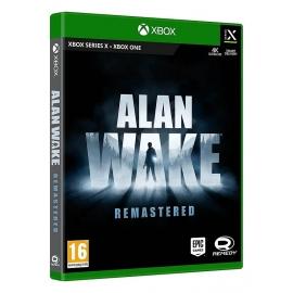 Alan Wake Remastered Xbox One / Series X