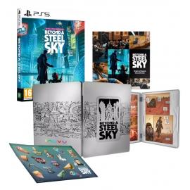 Beyond a Steel Sky - Steelbook Edition PS5