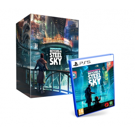 Beyond a Steel Sky - Utopia Edition PS5
