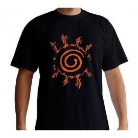 T-shirt Naruto Shippuden Seal - Tamanho S