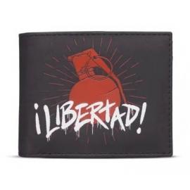Carteira Bifold Far Cry 6 - Libertad