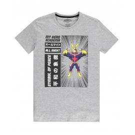 T-shirt My Hero Academia All Might - Tamanho L