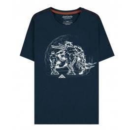 T-Shirt Horizon Forbidden West - Machine