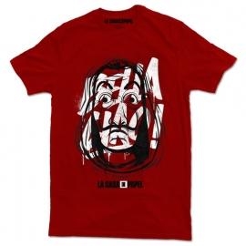T-shirt La Casa de Papel Mask - Tamanho L