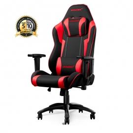 Cadeira Akracing Core Ex Se - Preta/vermelho