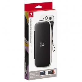 Pack Bolsa de Transporte + Protetor de Ecrã Switch OLED