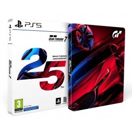 Gran Turismo 7 - Edição 25º Aniversário PS4 / PS5 - Oferta DLC