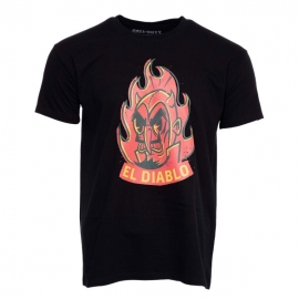 T-Shirt Call of Duty Vanguard - Devil