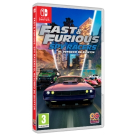 Fast & Furious Spy Racers: Rise of SH1FT3R Switch
