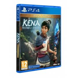 Kena: Bridge of Spirits - Deluxe Edition PS4 (Comp. PS5)
