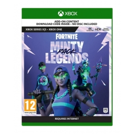 Fortnite: Minty Legends Pack Switch