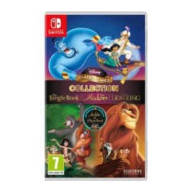 Disney Classic Games Collection: The Jungle Book, Aladdin and the Lion King Switch