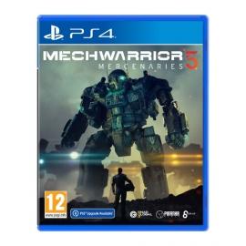 MechWarrior 5: Mercenaries PS4 (Comp. PS5)