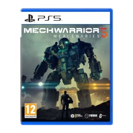 MechWarrior 5: Mercenaries PS5