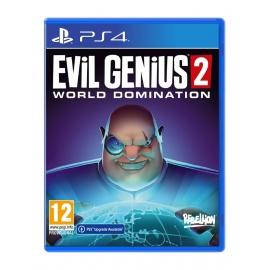 Evil Genius 2: World Domination PS4 (Comp. PS5)