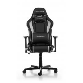 Cadeira DXracer Prince Series P08-PC - Preto e Cinza