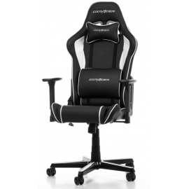 Cadeira DXracer Prince Series P08-PB - Preto e Branco