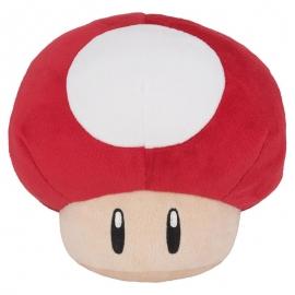 Peluche Nintendo - Red Mushroom