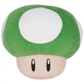 Peluche Nintendo - Green Mushroom