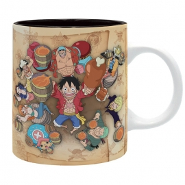Caneca One Piece - Logs Cheers