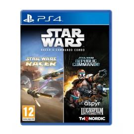 Star Wars: Racer & Commando Combo PS4