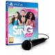 Let's Sing 2022 + 1 Microfone PS4
