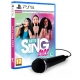 Let's Sing 2022 + 1 Microfone PS5