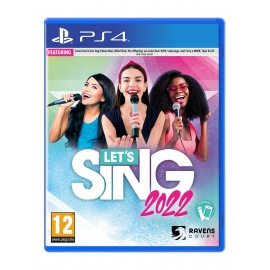 Let's Sing 2022 PS4