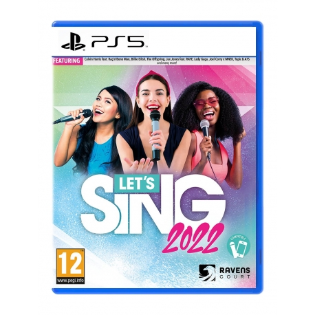 Let's Sing 2022 PS5