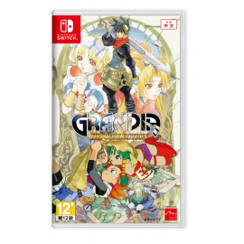 Grandia HD Collection Switch