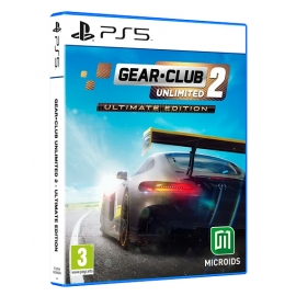 Gear.Club Unlimited 2 - Ultimate Edition PS5