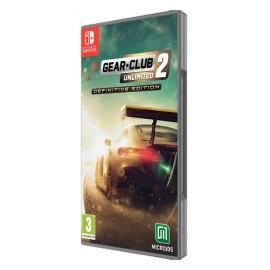 Gear.Club Unlimited 2 - Definitive Edition Switch