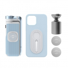 PowerVision - S1 Smartphone Gimbal Combo Set (blue)