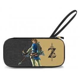 Bolsa de Transporte Nintendo Switch Zelda Edition Deluxe