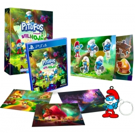 The Smurfs: Mission Vileaf - Collector's Edition PS4