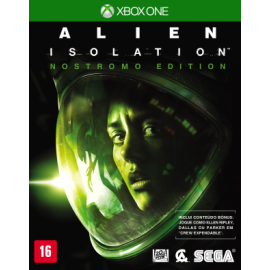 Aliens Isolation Nostromo Edition Xbox One