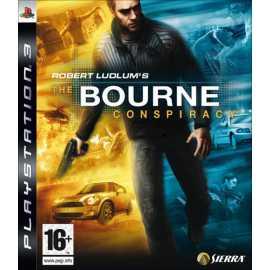 Robert Ludlum's The Bourne Conspiracy PS3 (Seminovo)
