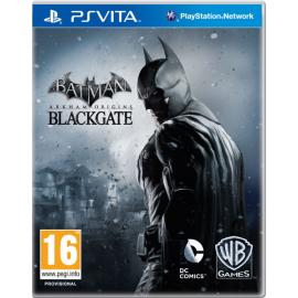 Batman: Arkham Origins Blackgate PS Vita (Seminovo)