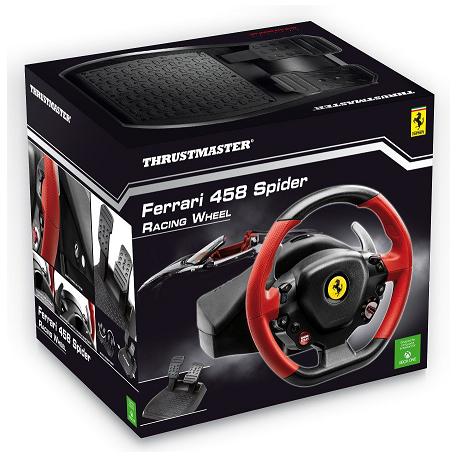5355 - Thrustmaster Ferrari 458 Spider Racing Wheel Xbox One-5355