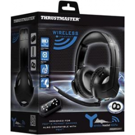 Thrustmaster Y-400-P wireless Gaming Headset PS3 / Xbox 360