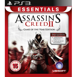 Assassins Creed 2: Game Of The Year Edition Essentials PS3