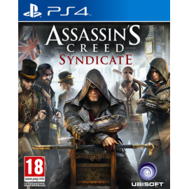 Assassin's Creed Syndicate + Extras PS4