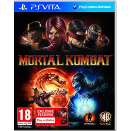 Mortal Kombat (Seminovo) PSVita