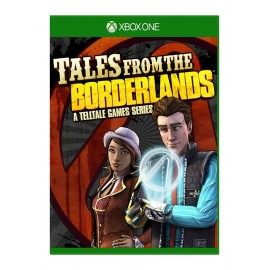 Tales From Borderands PS4