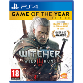 The Witcher 3 Game Of The Year PS4
