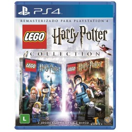 Lego Harry Potter Collection (1-7 Anos) PS4