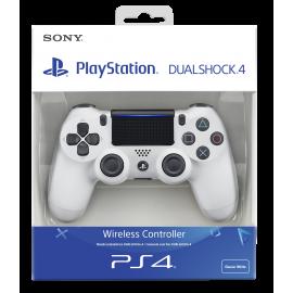Comando Dualshock 4 Branco (Glacier White) (Novo Modelo) PS4